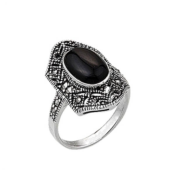 Marcasite Ring - R00329