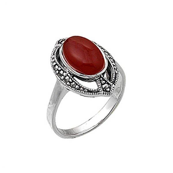 Marcasite Ring - R00340