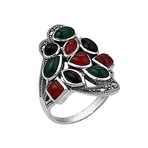 Marcasite Ring - R05026