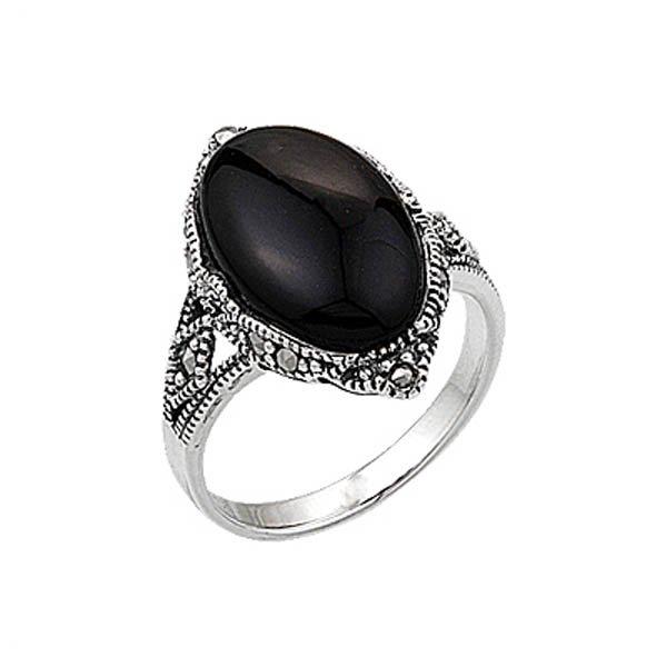 Marcasite Ring - R05028