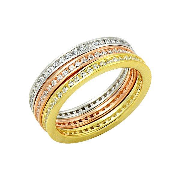 Tria Eternity Ring - R09018