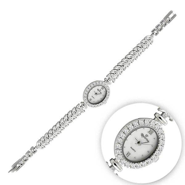Cubic Zirconia Wristwatch - SW10008